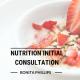Nutrition Initial Consultation with Bonita