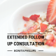 Nutrition Extended Follow Up Consultation with Bonita