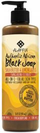 ALAFFIA Citrus Black Soap 475ml