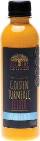 ALCHEMY Golden Turmeric Elixir Unsweetened 300ml