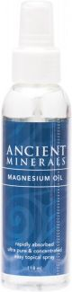 ANCIENT MINERALS Magnesium Oil Full Strength 118ml