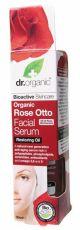 DR ORGANIC Rose Facial Serum 30ml