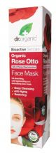 Dr Organic Rose Face Mask 125ml