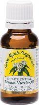 Lemon Myrtle Fragrances Lemon Myrtle Oil 20ml
