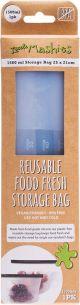 LITTLE MASHIES Reusable Food Silicone Storage Bag X Large - 1500ml 1
