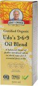 Udo's Choice 3.6.9 Oil Blend 500ml
