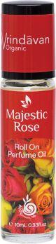 Vrindavan Rose Perfume Oil 10ml