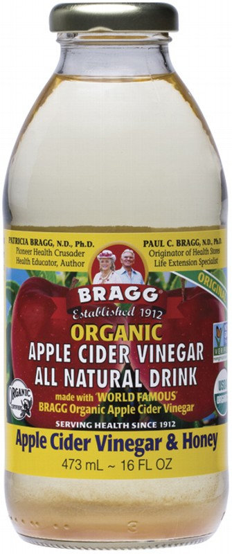 BRAGG ACV Honey Drink 473ml