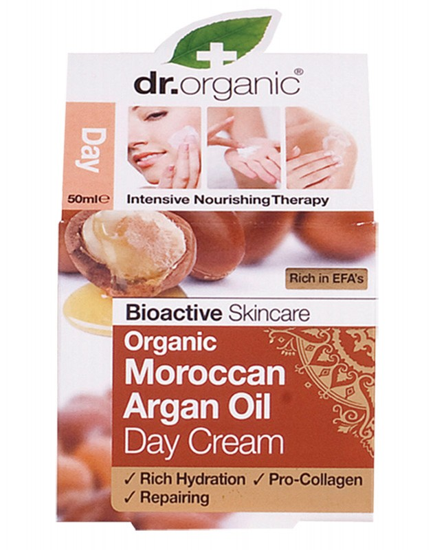 Dr Organic Argan Day Cream 50ml