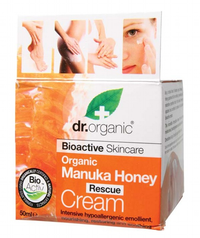 Dr Organic Manuka Cream 50ml