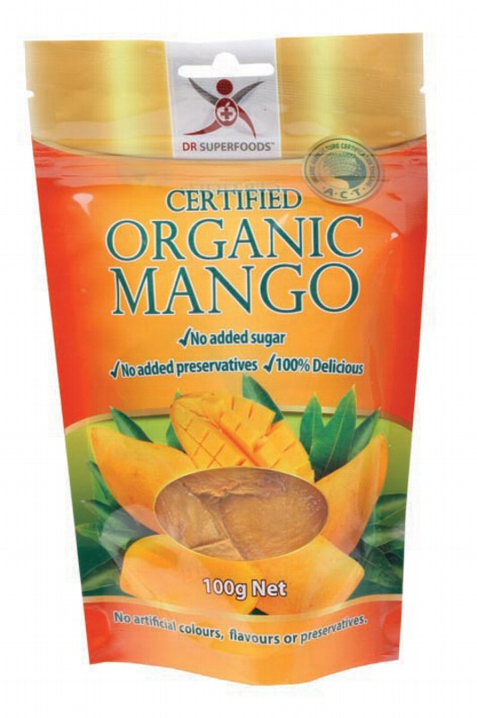 DR SUPERFOODS Dried Mango 100g