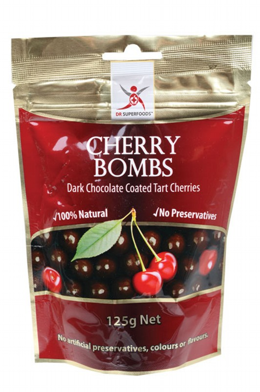 Dr Superfoods Cherry Bombs 125g