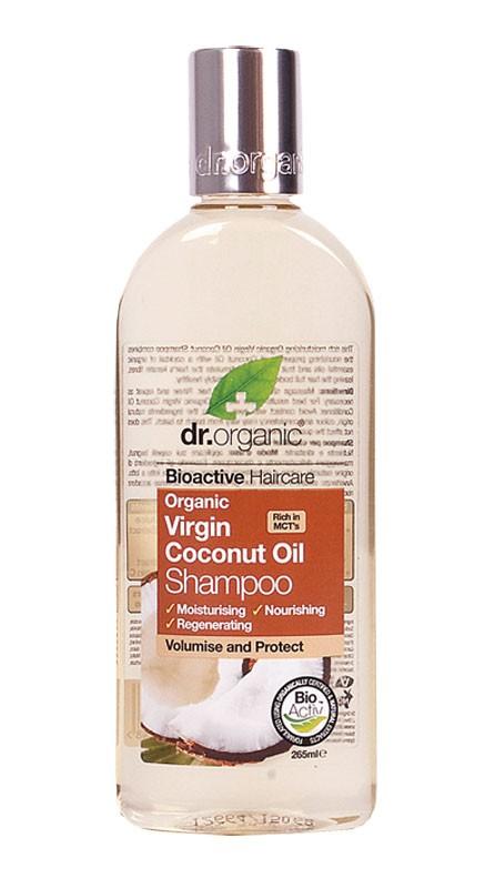 Dr Organic Coconut Shampoo 265ml