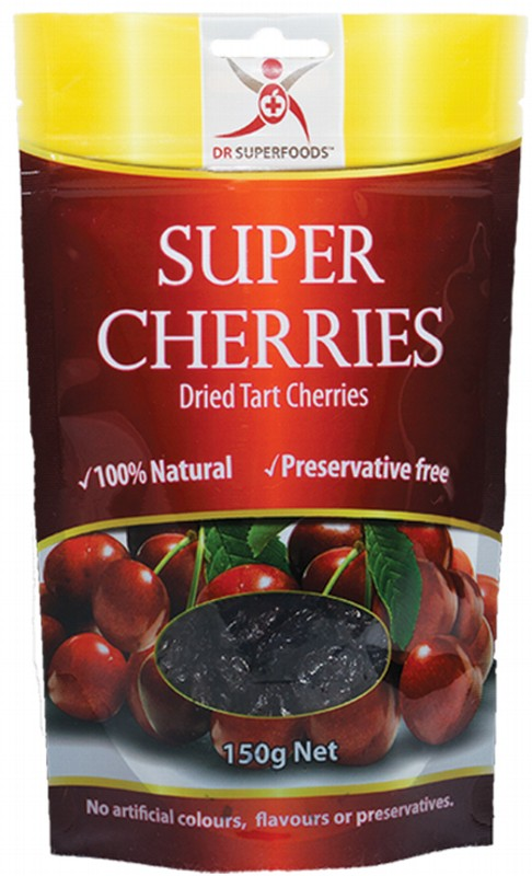 Dr Superfoods Super Cherries 150g