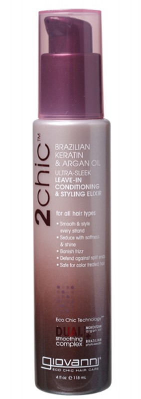 GIOVANNI Keratin Leave-In Elixir 118ml