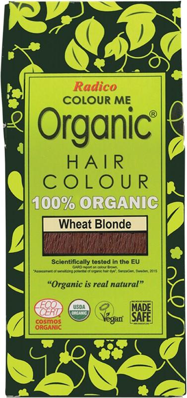 RADICO Colour Me Organic - Hair Colour Powder - Wheat Blonde 100g
