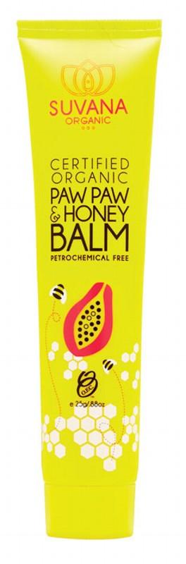 Suvana Paw Paw Lip Balm 25g