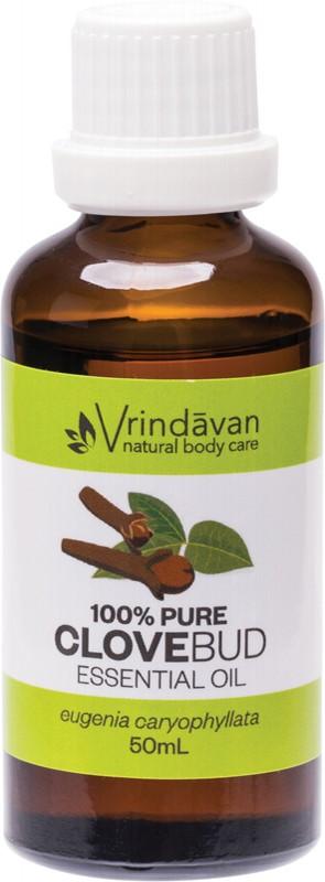 Vrindavan Clove Bud Oil 50ml