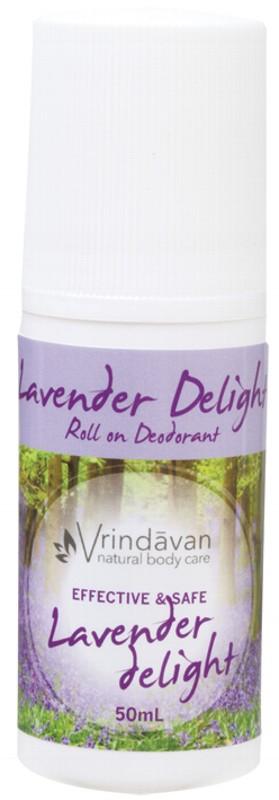 VRINDAVAN Lavender Deodorant 50ml