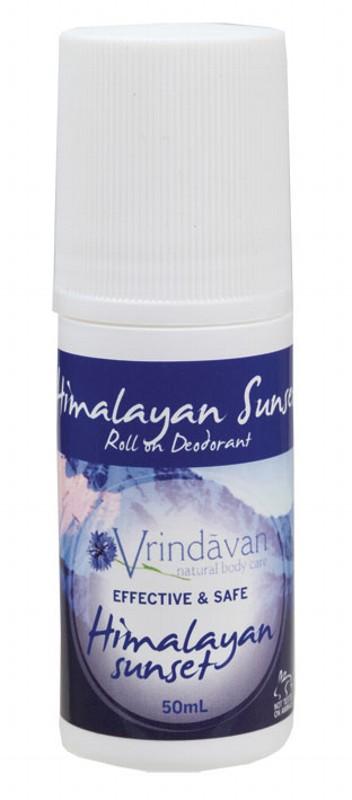 Vrindavan Himalayan Deodorant 50ml