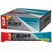 CLIF BAR Tropical Punch (25mg Caffeine) 18 x 60g