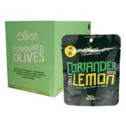 OLLIES OLIVES Olives Coriander/ Lemon 12x45g