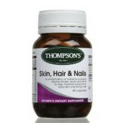 Thompson's Skin, Hair & Nails - 45 Capsules