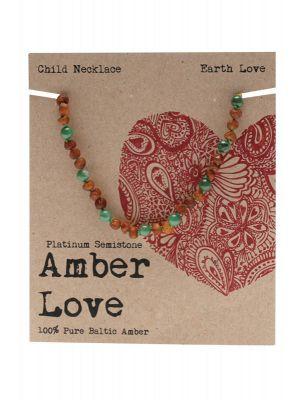 AMBER LOVE Amber Earth Love 33cm