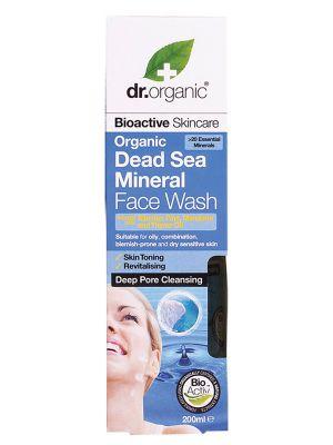 Dr Organic Sea Face Wash 200ml