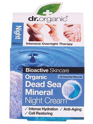 Dr Organic Sea Night Cream 50ml