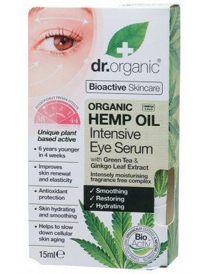 DR ORGANIC Hemp Eye Serum 15ml