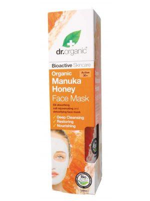 Dr Organic Manuka Face Mask 125ml