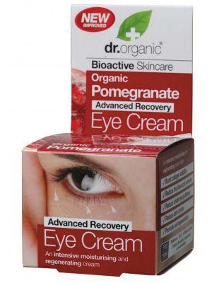 Dr Organic Pomegr. Eye Cream 15ml