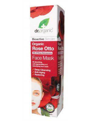 Dr Organic Rose Face Mask 125ml
