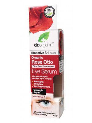 Dr Organic Rose Eye Serum 15ml