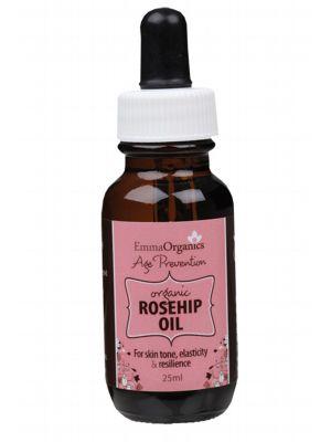 Emma Organics Rosehip Oil 25ml