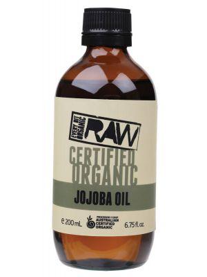 Every Bit Organic Raw Jojoba Oil 200ml
