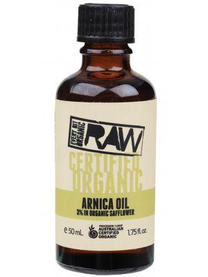 Every Bit Organic Raw Arnica Oil 50ml