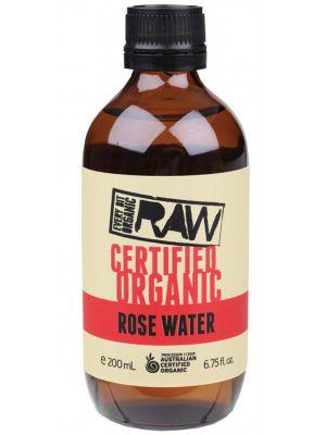 Every Bit Organic Raw Rose Water 200ml