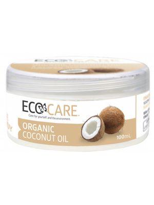 ECO CARE Organic Coconut Oil 100ml