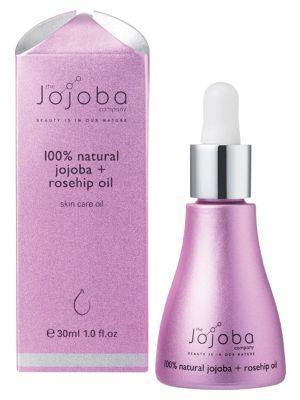 JOJOBA COMPANY Jojoba Oil + Rosehip Oil 30ml