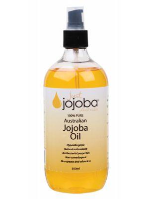 Just Jojoba Jojoba Oil 500ml