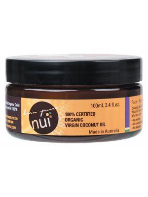 NUI Wild Coconut Oil 100ml