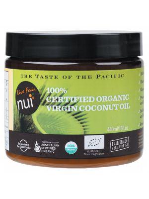 NUI Wild Coconut Oil 440ml