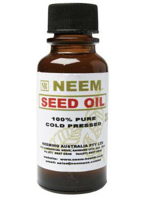 Neeming Australia Neem Seed Oil 20ml