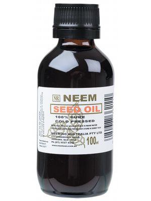 NEEMING AUSTRALIA Neem Seed Oil 100ml