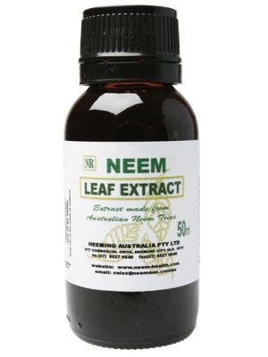 Neeming Australia Neem Leaf Extract 50ml