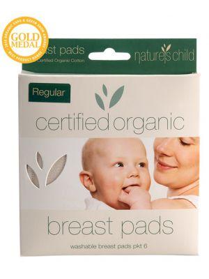 Nature's Child Regular Breast Pads 6 pack