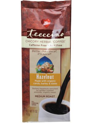TEECCINO Hazelnut Coffee 312g