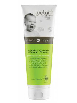 WOTNOT Baby Wash 250ml